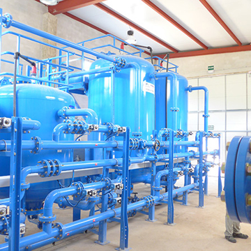 Water -treatment systems